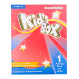 Kid S Box 1 - Activity Book - 2 Edicion - Cambridge