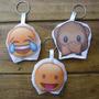 30 Llaveros Emojis Souvenir Caritas Facebook Whatsapp