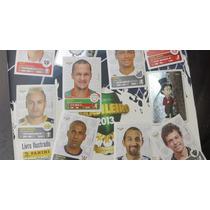 Figurinhas Do Brasileirao 2013 Serie A Eb.