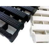 Pallet 4,5 X 50x50 Estrado Plástico - Leia Toda A Descrição