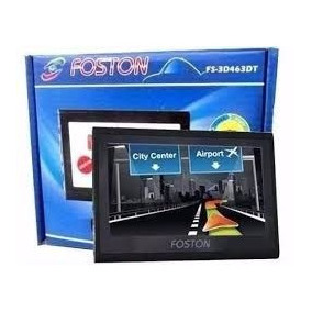 Gps Foston Fs3d473 Ré Tv Digital Tela 4.3