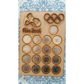 Coleção Olímpica Completa!