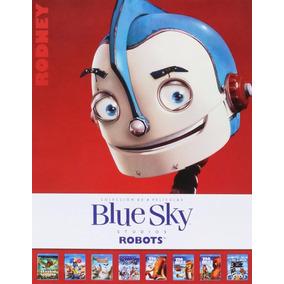Coleccion De 8 Peliculas Blue Sky Studios Robots En Blu-ray