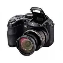 Câmera Digital Ge X5 14mp Lcd 2.7 15x Zoom Usb Preta