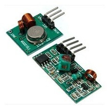 Modulo Shield Rf 433mhz Transmissor E Receptor Arduino Pic