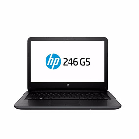 Notebook Hp 246g5 - Intel Core I3 5005u - 4 Gb - Hd 500 Gb