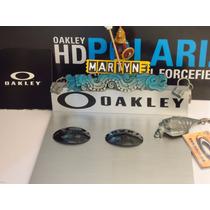 Mica Para Lentes Oakley C Wire Black Iridium Originales