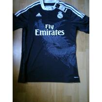 Jersey Del Real Madrid Edicion Especial De Diseñador