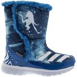 Botas Disney Frozen Elsa Mid Niña adidas Aq3653
