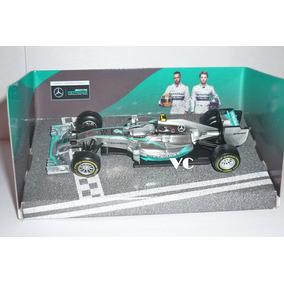 Mercedes F1 (2014) Nico Rosberg ( No Salvat) Escala 1/43.