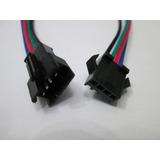 Conector Chicote 4 Vias Fio 22awg 0.5mm Anti-erro 229 Y1