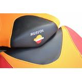 Funda De Asiento Honda Cbr 1000 Rr Repsol Antideslizante Fmx