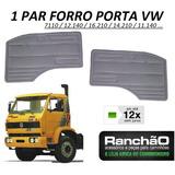 Par Forro Porta Caminhão Vw 7110 11.140 16.210 12.140