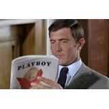 Filme James Bond Raro Poster Playboy 007