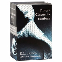 Libros Trilogia Cincuenta Sombras De Grey | Envio Gratis