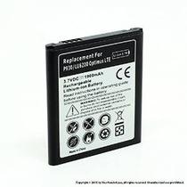 Batería Yn4lâ® 1900mah Para Lg Nitro Hd P930 (at & T); Spect