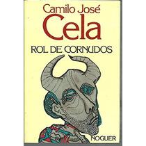 Rol De Cornudos (galer,a Literaria Contemporáne Envío Gratis