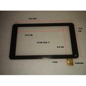 Touch Cristal De Tablet Star Pad 7 Numero De Flex Gt70pfd888