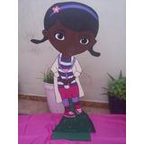 Decoracion Fiesta Infantil Doctora Juguetes En Mdf