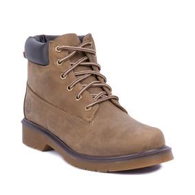 Botina Boots Company Adventure Lumberjack Crazy Oliva