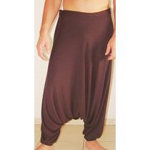 Pantalon Babucha Turca Chiripa Para Hombres Todos Los Talles