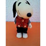 Muñeco Snoopy Original Licencia Usa Años 50s A 60s
