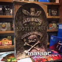 Motley Crue The End Box Set