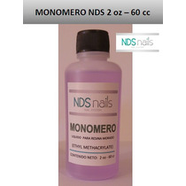 Monomero Morado 16 Oz - 500 Ml Secado Rapido Nds.nails