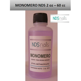 Monomero Morado 32 Oz - 1 Ltl Secado Rapido Nds.nails
