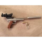 Pistola Mc Exelente Calidad La Mejor! Co2 5.5mm 2 Caños Ver