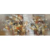 Pinturas Al Oleo Abstractos.cuadros Para Sala Hogar