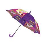 Guarda-chuva Infanl Automático Polly Pocket Produto Original