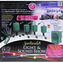 Luces Día De Fiesta De Luz Espectacular De Bluetooth
