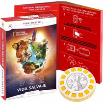 View Master Viewmaster View-master Vida Salvaje Experiencia