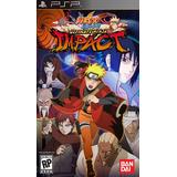 Naruto Shippuden Ultimate Ninja Impact Digital Para Psp