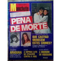 Manchete 2131 Daniela Perez Carlos A. Strazzer Renato Gaúch