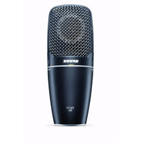 Microfono Shure Pg27 Usb Estudio Cable Base Envio Yunav