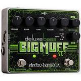 Electro-harmonix Deluxe Bass Big Muff Pi Oferta Buen Fin