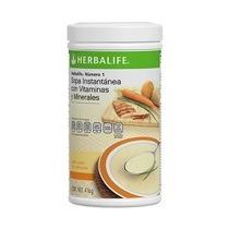 Sopa Crema Instantánea Con Vitaminas Y Minerales Herbalife