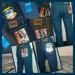 Pantalones Lee Columbia Marshall De Caballero