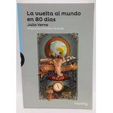 La Vuelta Al Mundo En 80 Días Edi Santillana De Julio Verne