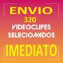 320 Video Clipes Avi Atuais Envio Grátis Download