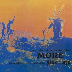 Cd Pink Floyd Music From The Film More Remaster Lacrado
