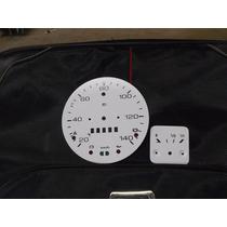 Mostrador Velocimetro E Combustivel Personalizado Fusca 79