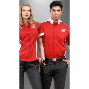 Camisa Para Uniforme En Drill Dama Y Caballero