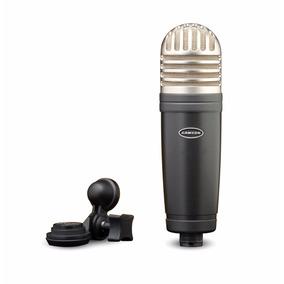 Micrófono Samson Meteor Condenser Mtr101 Estudi Musica Pilar