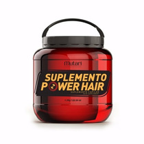 Máscara Suplemento Power Hair Mutari 1.700kg