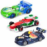 Cars 3 Pack Disney Pixar Neon 1:43 Ycu