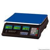Balança Eletrônica Digital Bivolt 40kg Visor Duplo