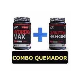 Combo Quemador Ena - Carnitina Pro-burn + Hydroxy Max
